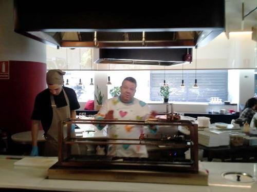 Restaurate Yakitoro cocina Te Veo en Madrid