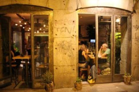 Restaurante Amargo clla del Pez restaurante y bar de cañas Te veo en madrid