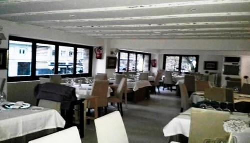 Restaurante Doña Tecla comedor Te Veo en Madrid