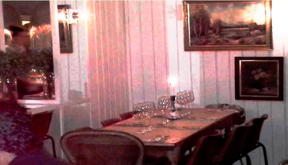Restaurante Dry Martina mesa Comedor Te Veo en Madrid