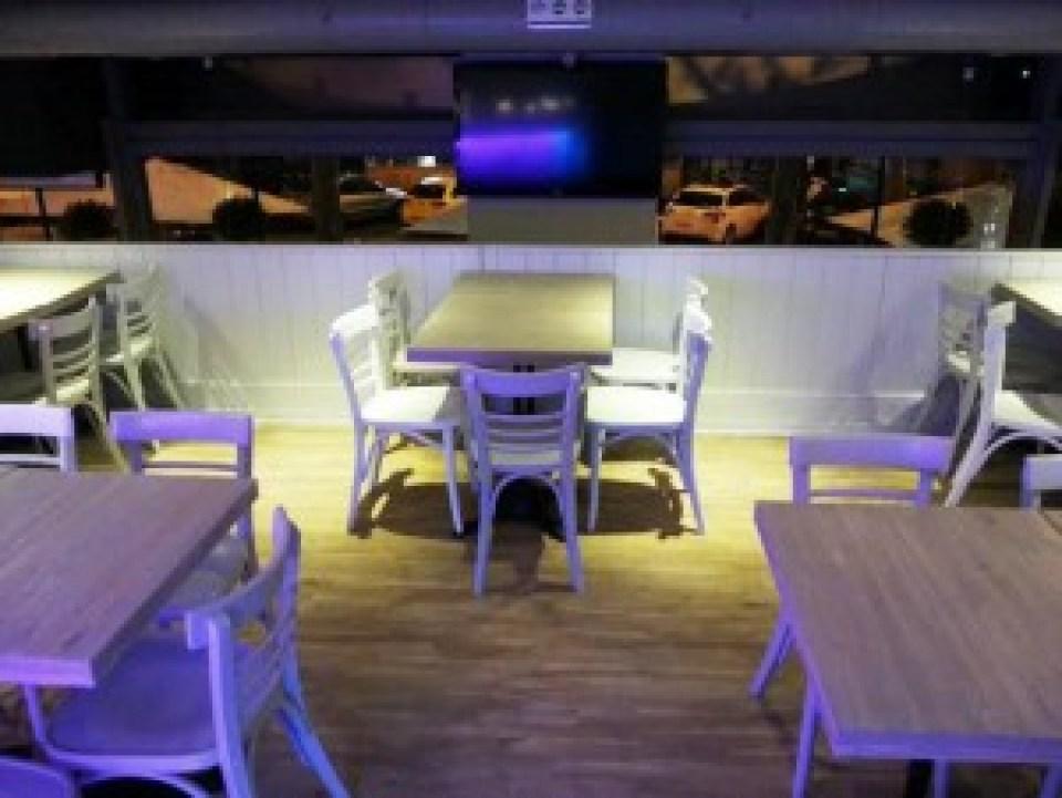 Nu Restaurante planta alta Te Veo en Madrid