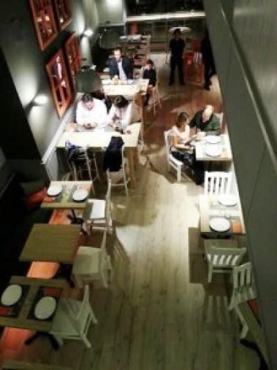 Nu Restaurante vista planta baja 2 Te Veo en Madrid