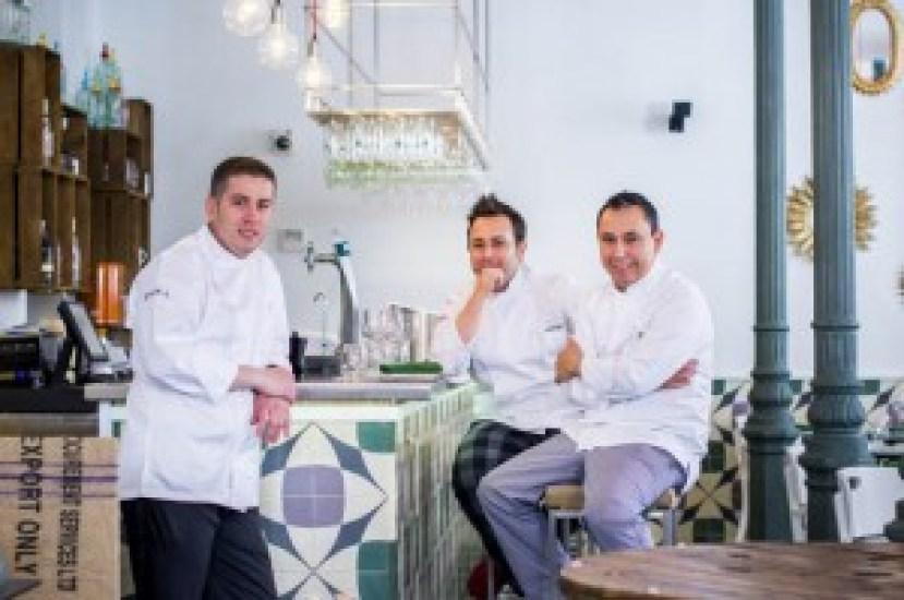 Restaurante Bacira los propietarios