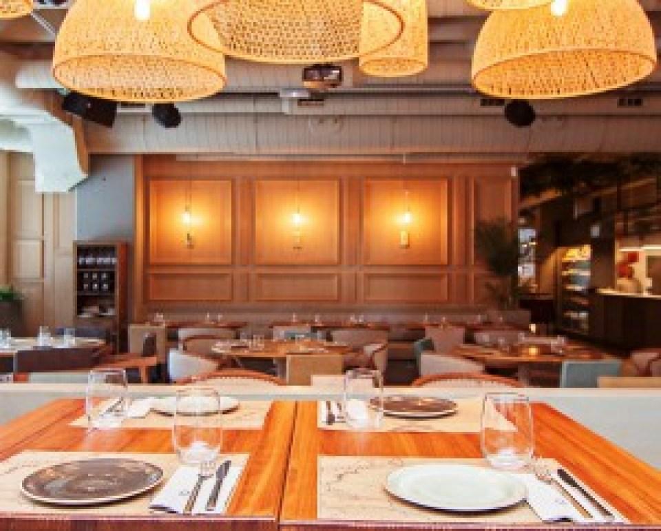 Restaurante Marieta mesas Te Veo en Madrid