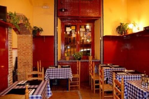 Restaurante-el-estragon-vegetariano. te veo  en madrid