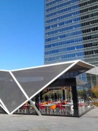 Restaurante Beforu de Welow 4 torres Te Veo en Madrid
