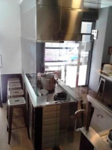 Restaurante Kungfu Noodles cocina Te Veo en Madrid