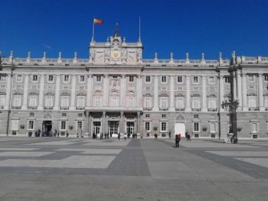 Palacio Real febrero de 2015 Te Veo en Madrid