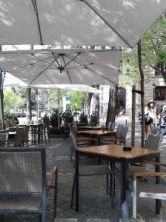 Restaurante cafe el 17 de Moreto Te Veo en Madrid