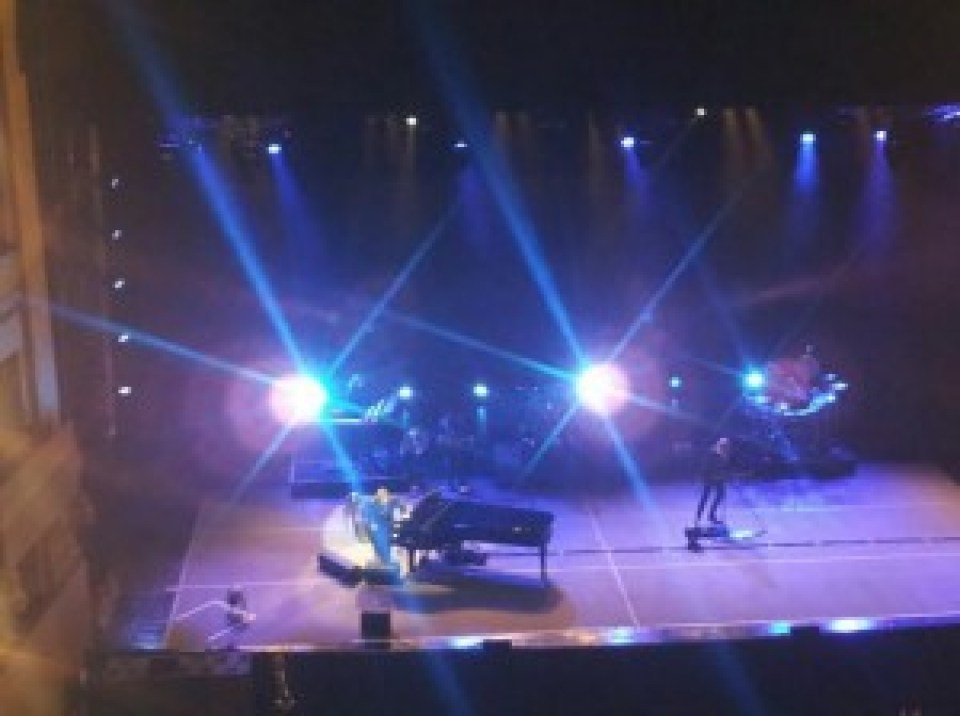 Concierto de Elton John Te Veo en Madrid