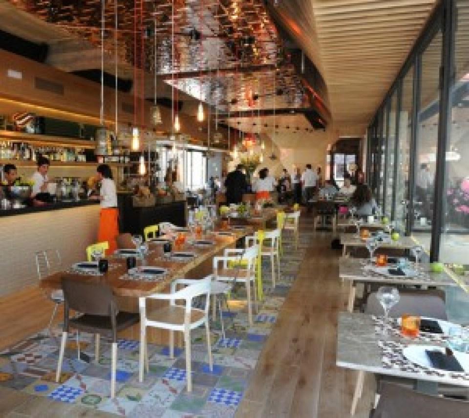 Restaurante La Cocina de San Antón Te Veo en Madrid