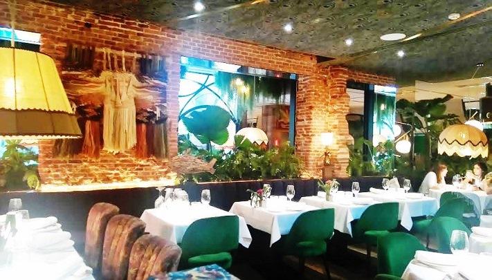 Amazónico, comer en la selva en Jorge JuanTe Veo en Madrid | Blog ...