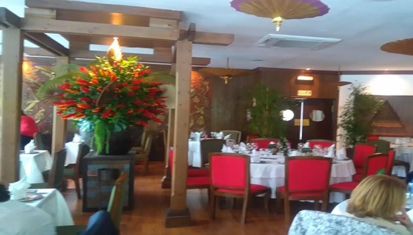 Restaurante thai garden 2112 el sabor de tailandiate veo for Cocina tailandesa madrid