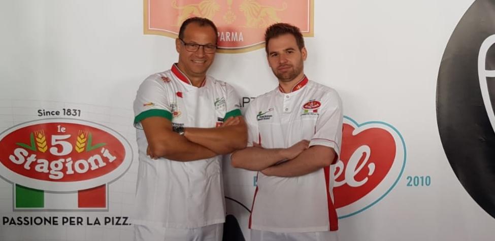 Danilo Pagano e Leonardo Trappoloni