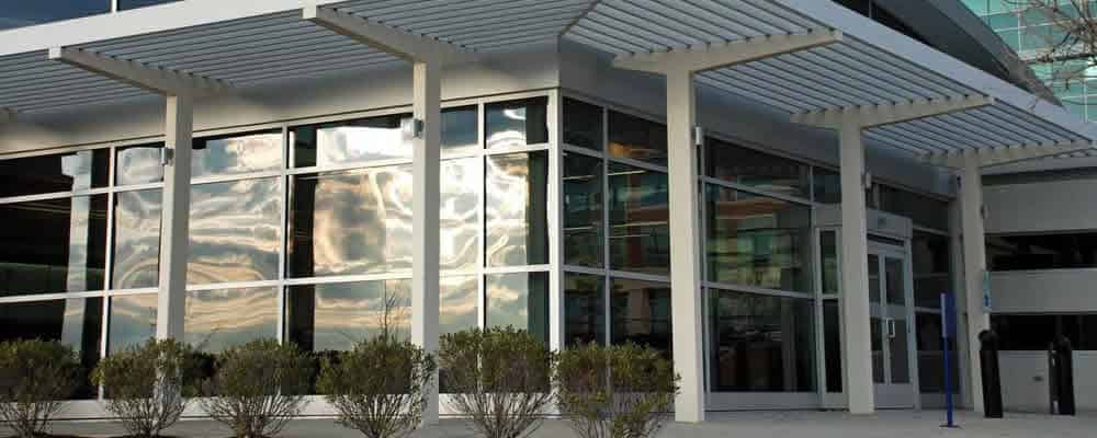 commercial glass contractor Houston TX
