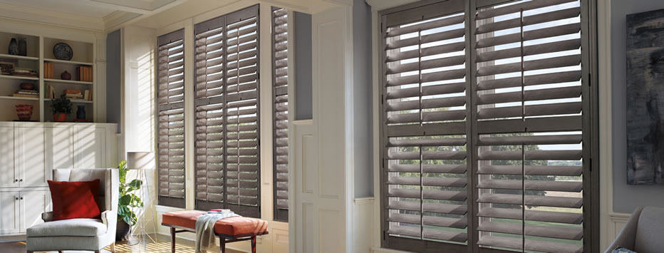 Plantation Shutters Center Divider Rail