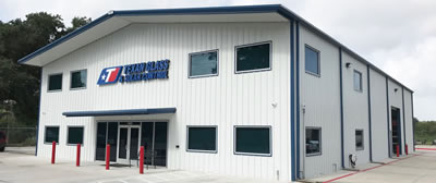 Texan Glass & Solar Control Showroom