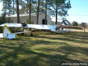 SF - planes in front of hangar