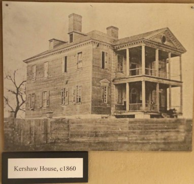 Kershaw House, c 1860
