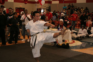 2010 TX Sport Karate Championship