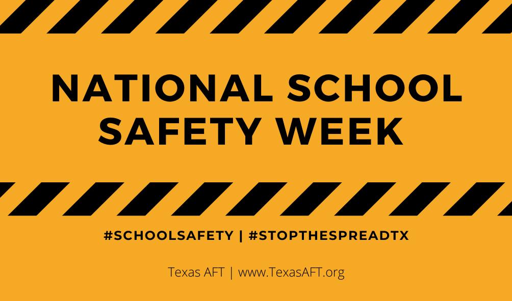 National School Safety Week