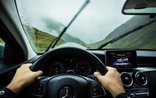 wet driving safe