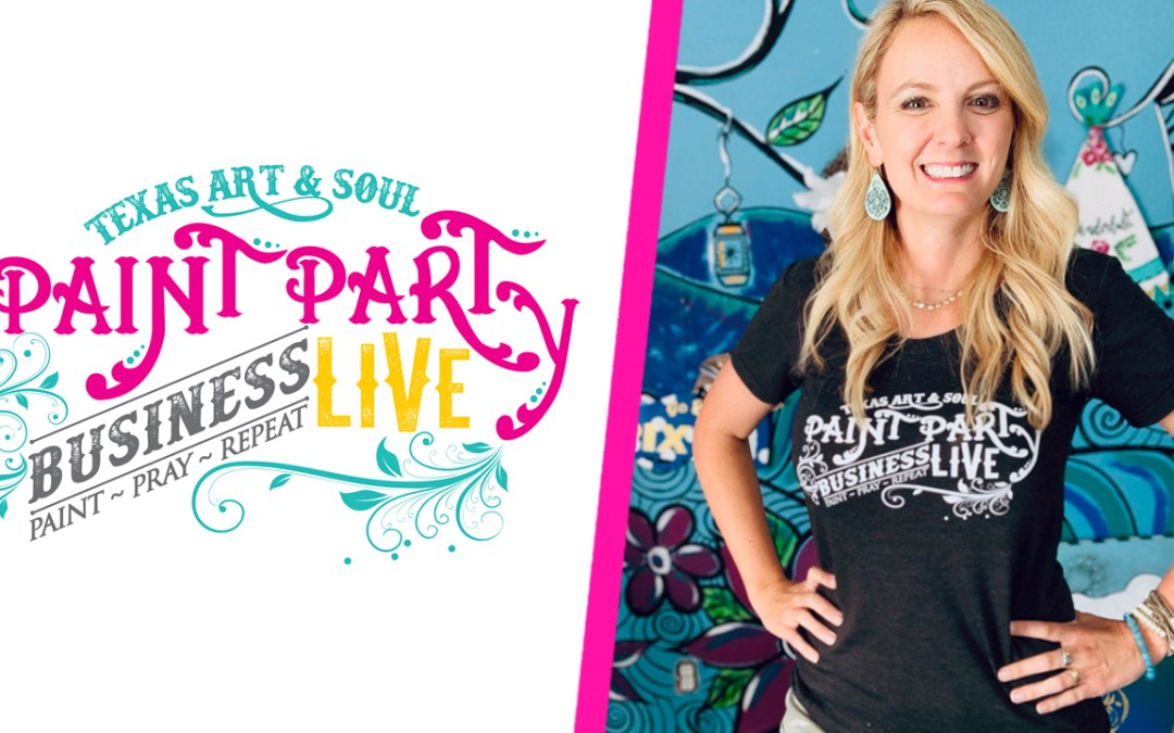 Grow Your Paint Party Business this Year!!! Paint Party Business LIVE