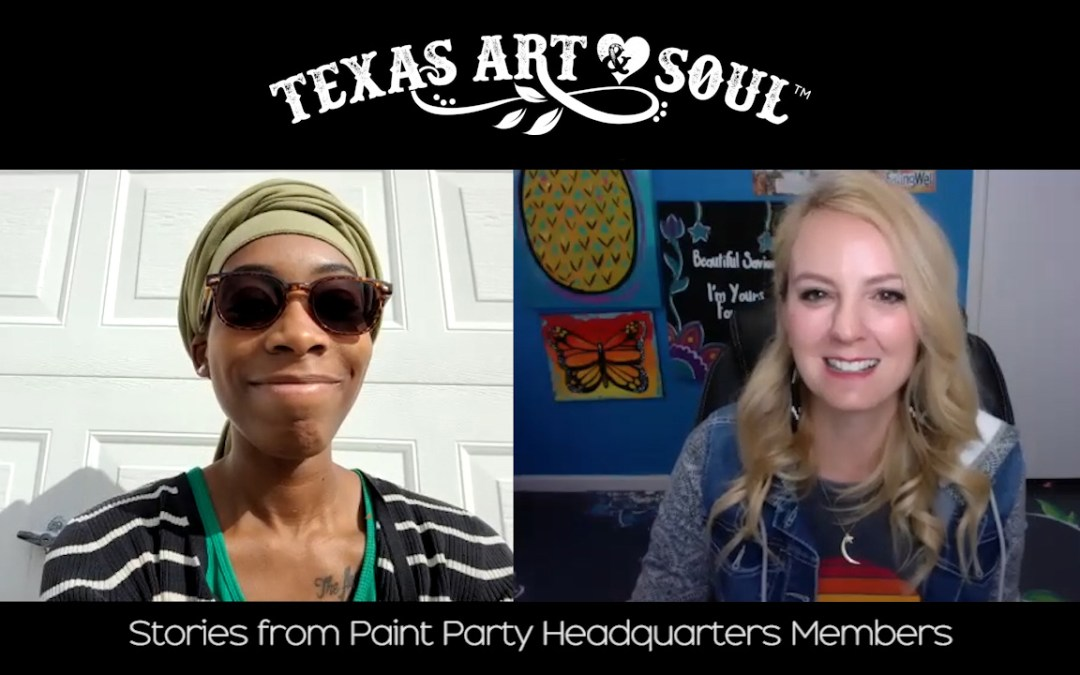 Meet Sierra and Find out why she teaches Paint Parties!