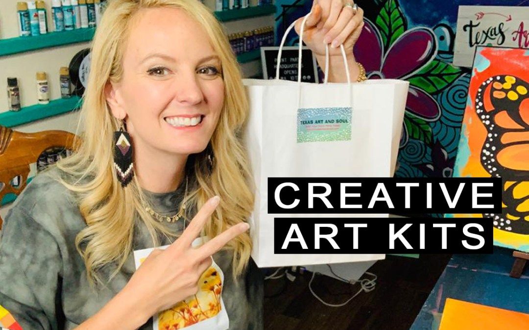How to Pack an Art Kit