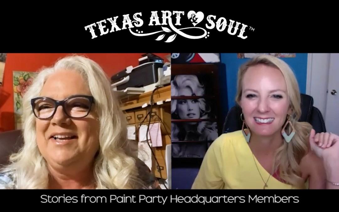 Meet Valerie! She sold 100 Art Kits!