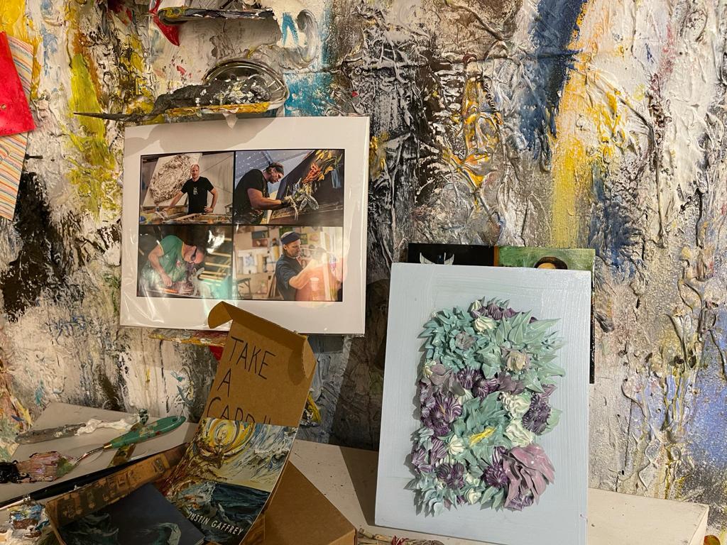 Justin Gaffrey Gallery