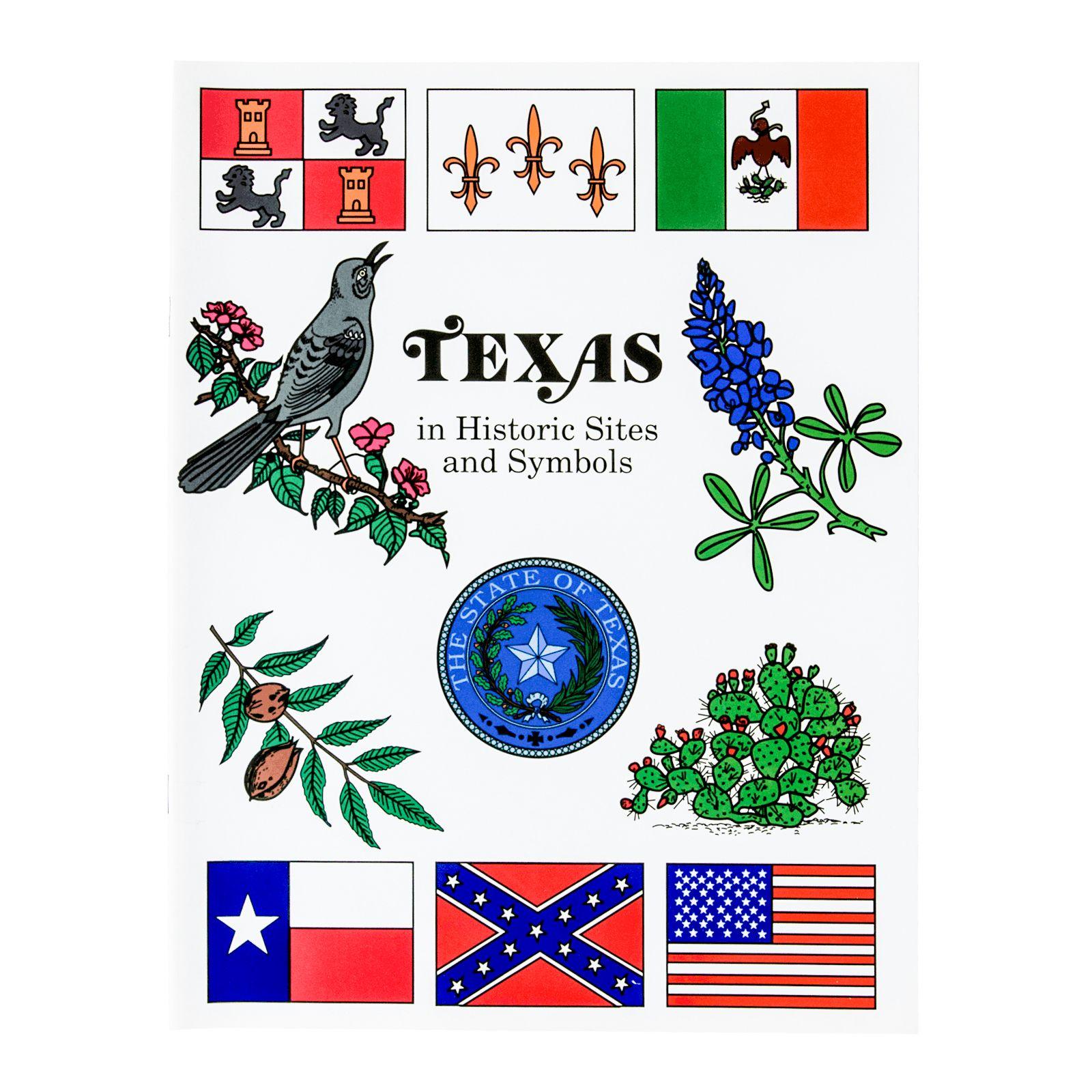 Texas Travel Symbols