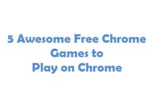 chrome-free-games