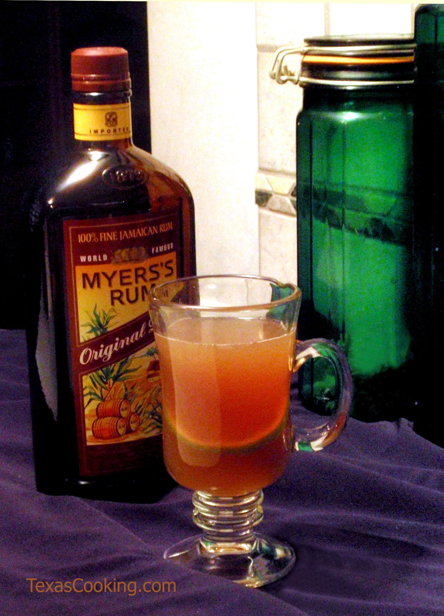 Hot Grog Cocktail Recipe