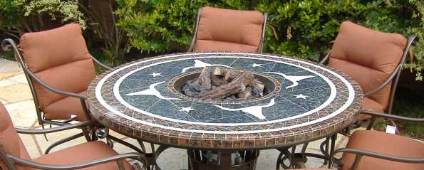 Western Outdoor Decor