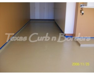 Opaque Concrete Staining After Image