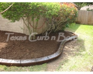Walters custom concrete stamp installation after image