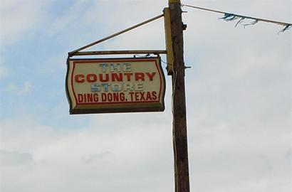 Ding Dong Texas