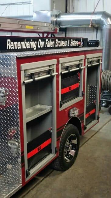 Ez Go Custom Fire Truck 187 Texas Fire Trucks