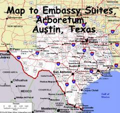 Texas map for web use (2) - m,ap to Embassy - Aboretum