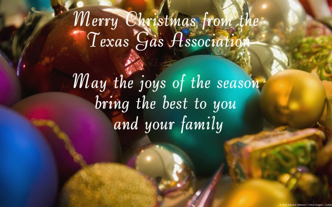 Merry Christmas from the TGA