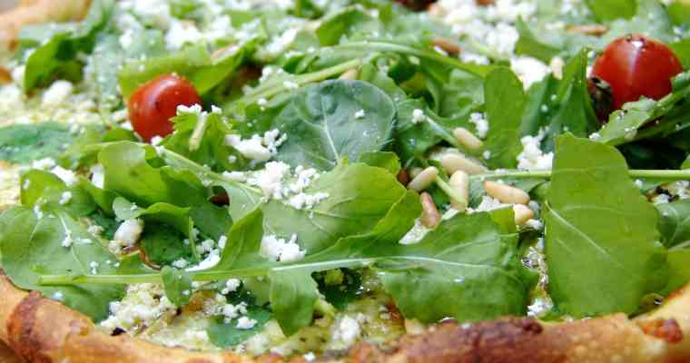 Five Delicious Greens to Substitute for Arugula In Any Recipe