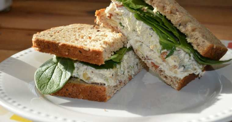 My Best Selling Almond Chicken Salad