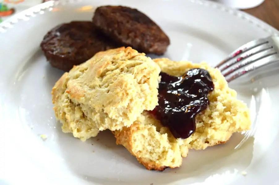 My Favorite Gluten Free Buttermilk Biscuits