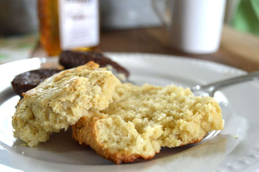gluten free buttermilk biscuit