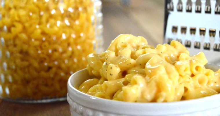 Super Creamy Macaroni & Cheese (GF)