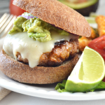 Loaded Chorizo Burger