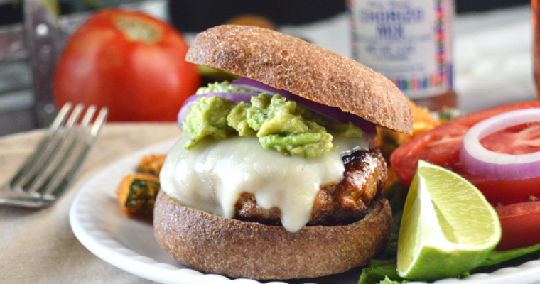 Loaded Chorizo Burgers – Low Carb, Keto, GF
