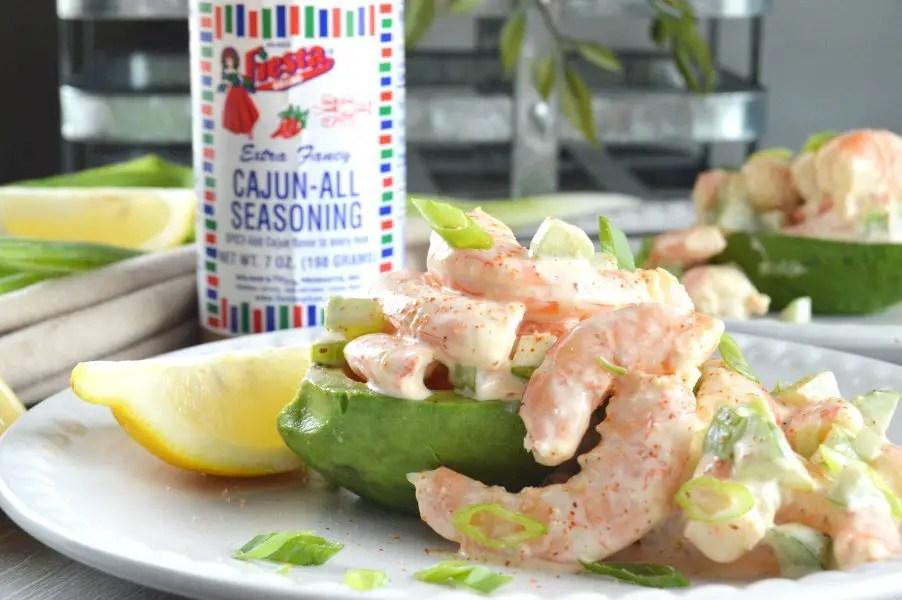 Bayou Shrimp Salad