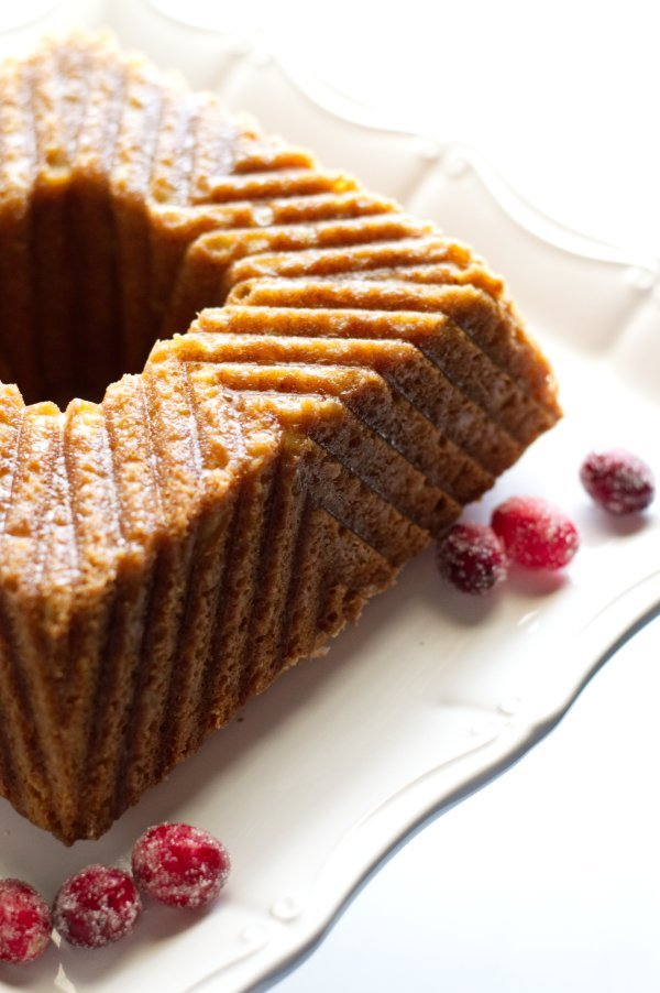 Keto Rum Cake - Low Carb, Gluten Free